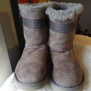Ugg Boots Gray Pre-owned - Size 9